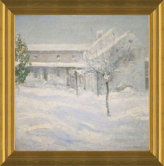 15b4bec29e887 Art Prints of Old Holly House by John Henry Twachtman
