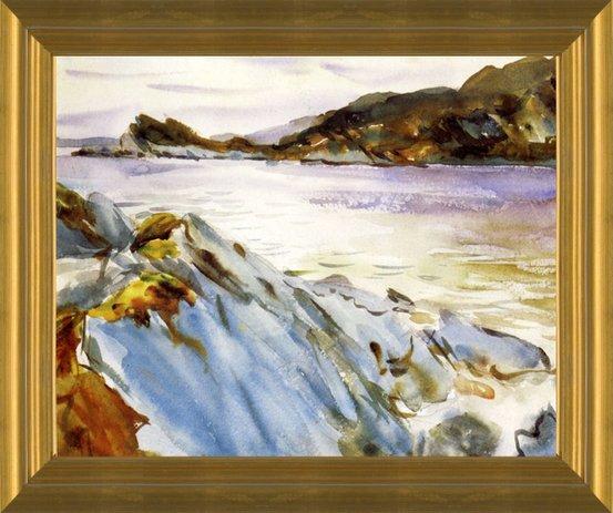Canvas print or Framed print Inverness Print 1